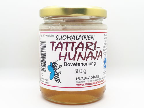 Buckwheat Honey 300g