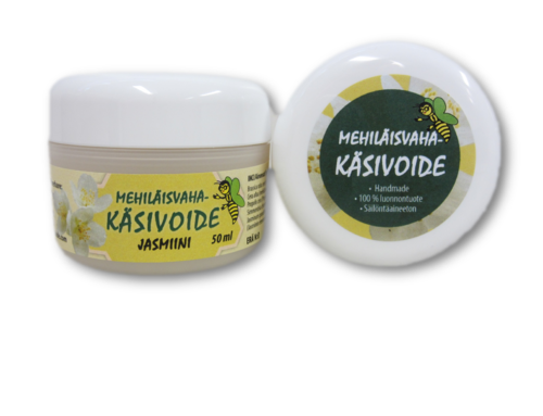 Beeswax Hand Cream Jasmine 50ml